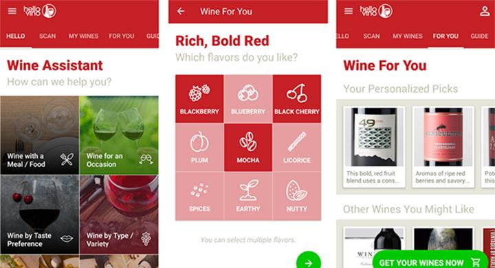 Imagen - 8 apps para los amantes del vino