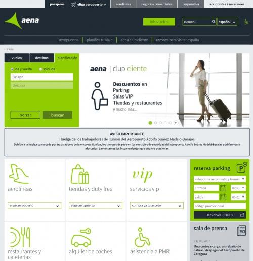 Imagen - Infovuelos, consulta vuelos en tiempo real