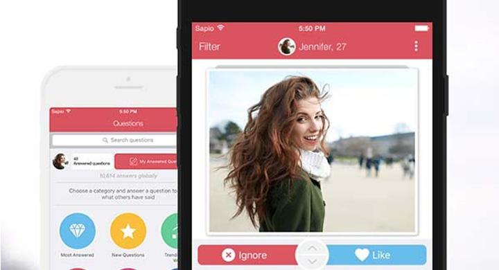 Imagen - Sapio, la app de citas para los que buscan inteligencia