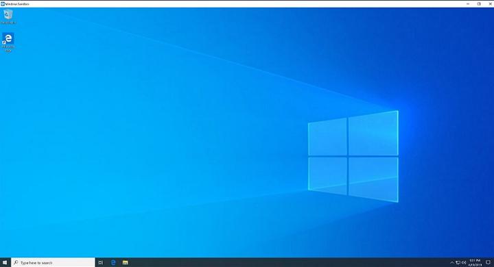 Imagen - Cómo activar Windows Sandbox