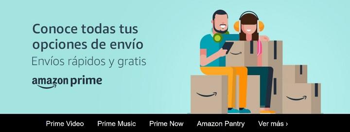Imagen - Cómo conseguir Amazon Prime gratis