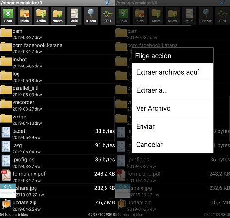 Imagen - Cómo descomprimir archivos ZIP en Android
