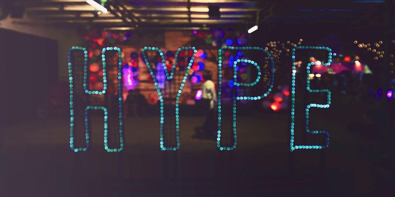 """¿Qué es """"hype""""?"""