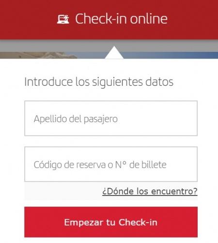 Imagen - Cómo hacer check in online en Iberia