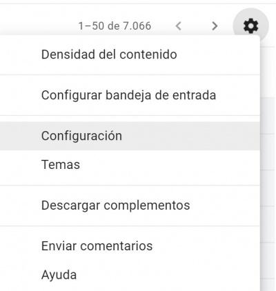 Imagen - Cómo compartir Gmail