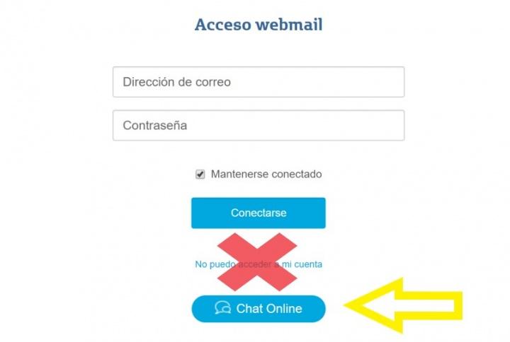 Imagen - Cómo iniciar sesión en el correo de Telefónica Movistar
