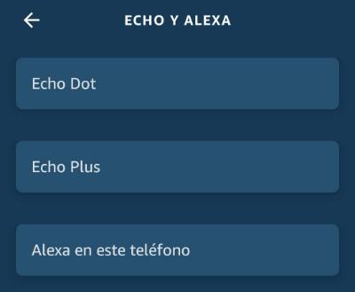 """Imagen - Cómo activar """"No molestar"""" en Alexa"""