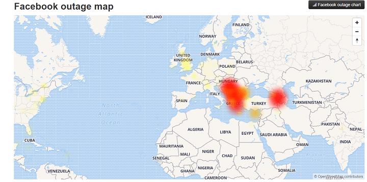 Imagen - Cómo saber si Facebook no funciona