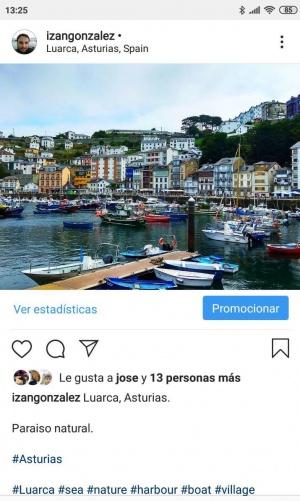 Imagen - Cómo añadir espacios a los párrafos en Instagram