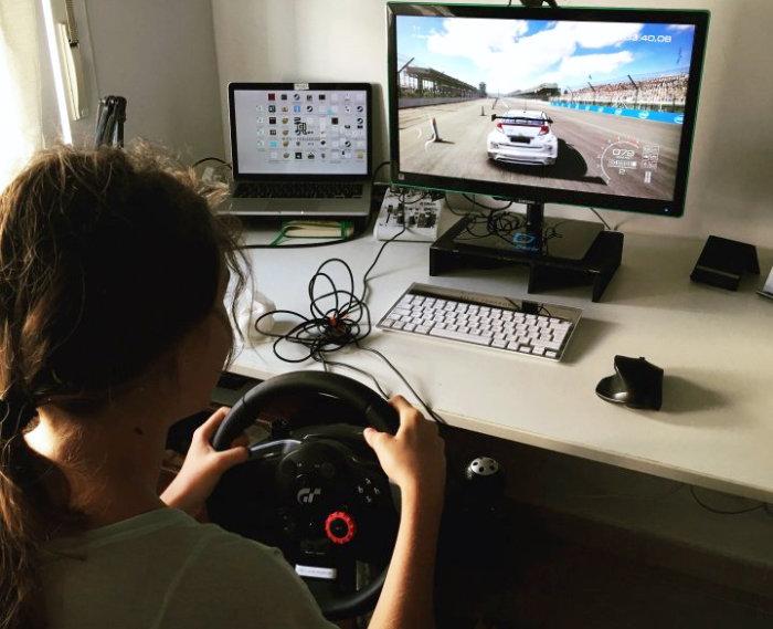 Imagen - Cómo conectar un volante de PlayStation o PC a tu Mac