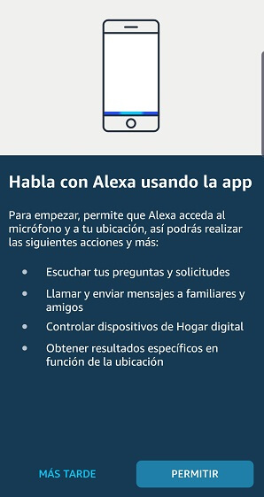Imagen - Cómo poner Alexa como asistente predeterminado en Android