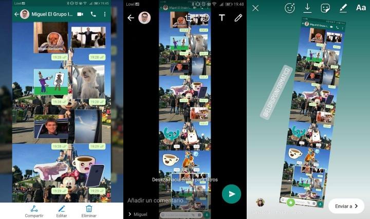 """Imagen - Cómo hacer """"capturas de deslizamiento"""" en Android"""