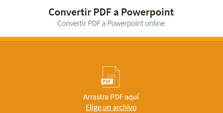 Imagen - Cómo pasar de PDF a PowerPoint