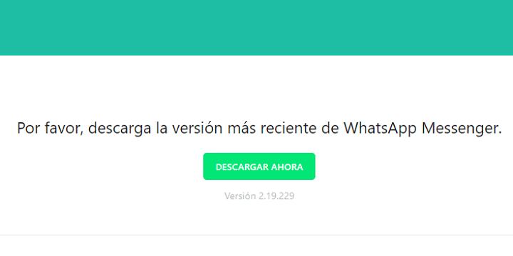 Imagen - Cómo descargar WhatsApp si no aparece en Play Store