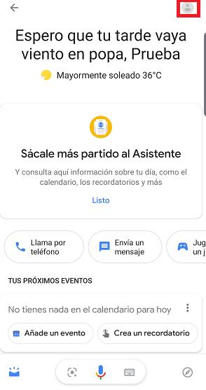 Imagen - Cómo bloquear y desbloquear el móvil con Google Assistant