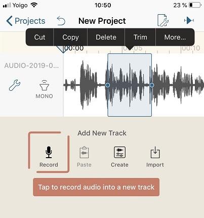 Imagen - Cómo recortar audios de WhatsApp