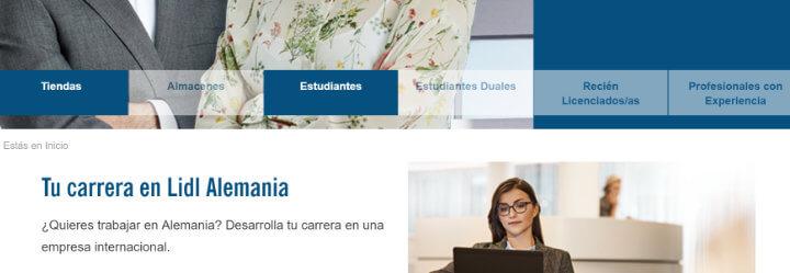 Imagen - Cómo enviar online el curriculum vitae a Lidl