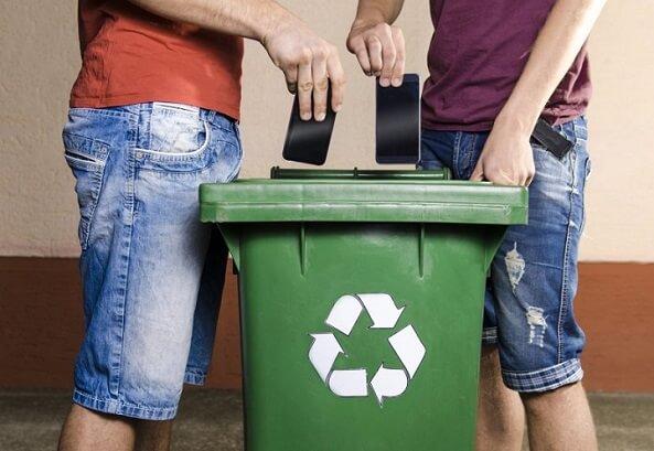 Imagen - Dónde y cómo reciclar un móvil