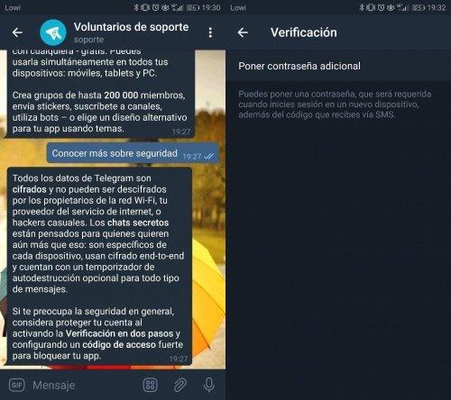 Imagen - ¿Te pueden espiar en Telegram?