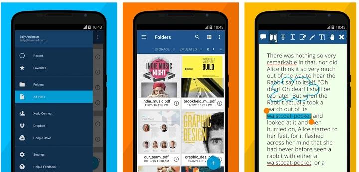 Imagen - 8 lectores de PDF para el móvil