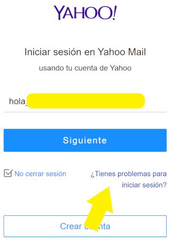 Imagen - Cómo iniciar sesión en el correo Yahoo Mail