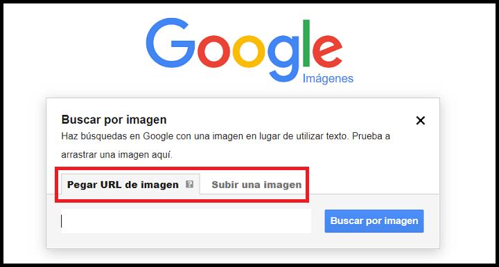 Imagen - Cómo buscar por imagen en Google