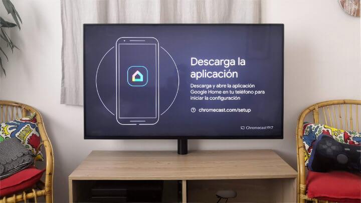 Imagen - Cómo configurar Chromecast