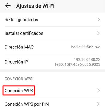 Imagen - ¿Los móviles Honor tienen WPS?