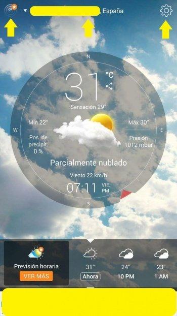 Imagen - Descarga Tiempo En Vivo para iOS y Android