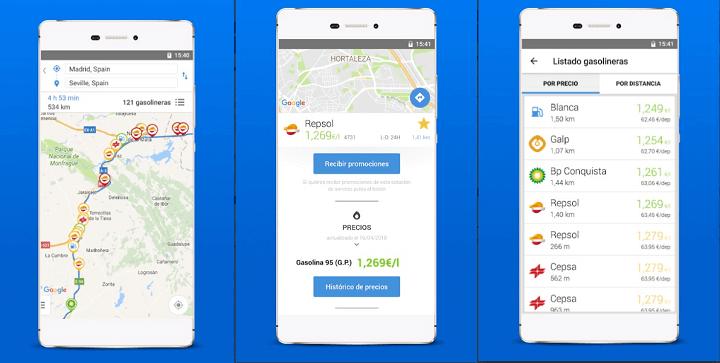 Imagen - 7 apps para conocer dónde es más barato el diésel