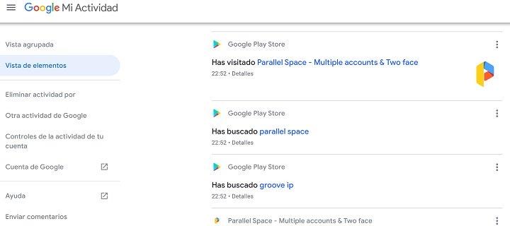 Imagen - Cómo conocer y descargar todos los datos que Google tiene de nosotros
