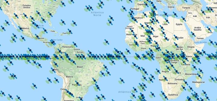 Imagen - 8 webs para ver satélites en tiempo real