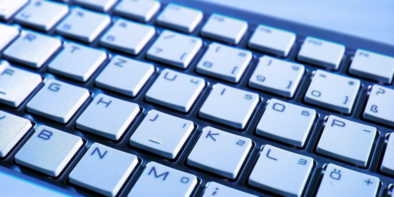 Cursomeca, una web para aprender mecanografía gratis