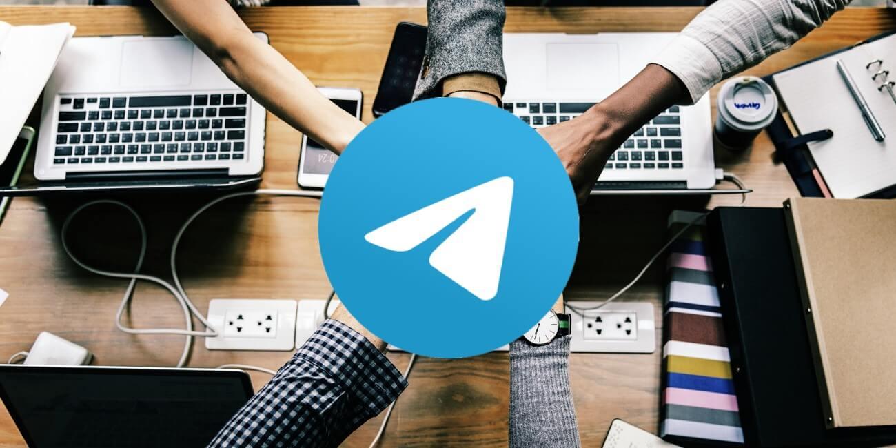 Como crear y unirse a grupos de Telegram
