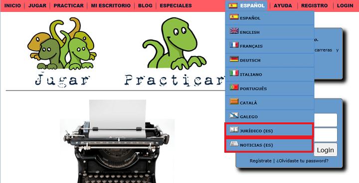 Imagen - VelociDactil, un sencillo juego de mecanografía