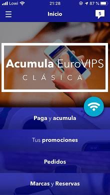 Imagen - Cómo usar Paga y acumula del Club VIPS