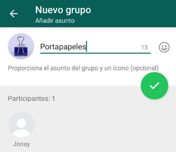 """Imagen - Cómo abrir un chat """"contigo mismo"""" en WhatsApp"""