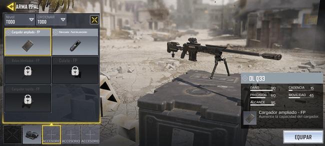 Imagen - ¿Para qué sirven los niveles de las armas de Call of Duty Mobile?