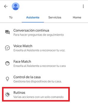 Imagen - Cómo crear rutinas en Google Assistant y Alexa