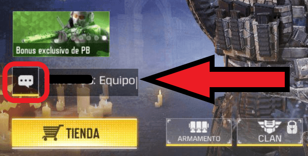 Imagen - Cómo enviar mensajes grupales en Call of Duty Mobile