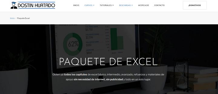 Imagen - 11 cursos gratis de Excel