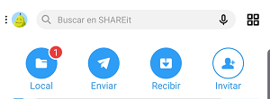 Imagen - Cómo usar SHAREit