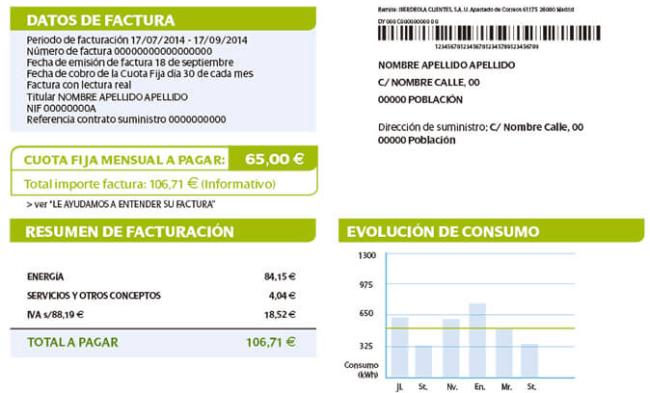 Imagen - Cómo consultar las facturas de Iberdrola online