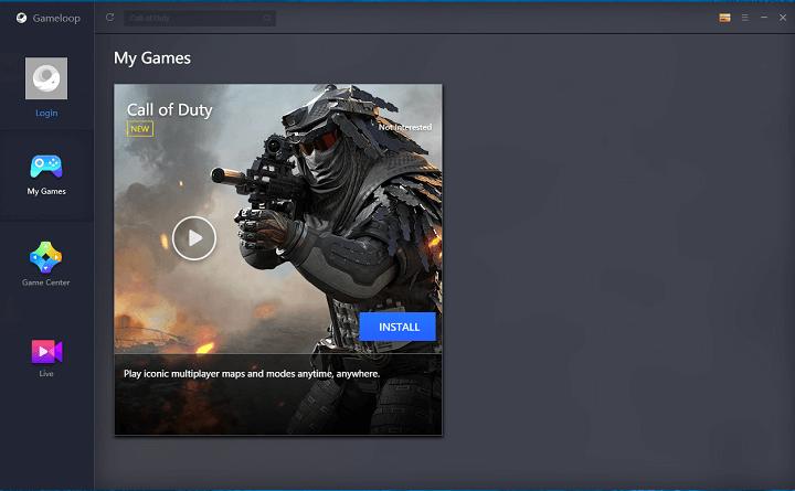 Imagen - Cómo jugar con teclado y ratón a Call of Duty Mobile
