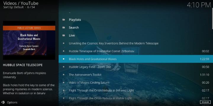 Imagen - Cómo hacer streaming de Kodi con Chromecast