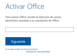 Imagen - Cómo activar Office