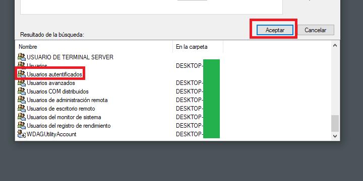 Imagen - Cómo corregir los permisos de un disco duro externo