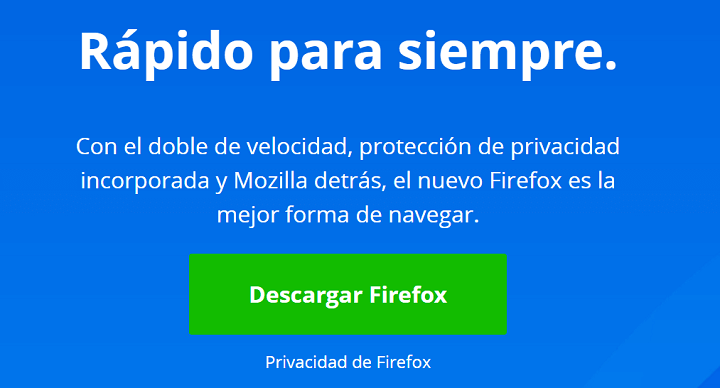 Imagen - Cómo descargar e instalar Mozilla Firefox