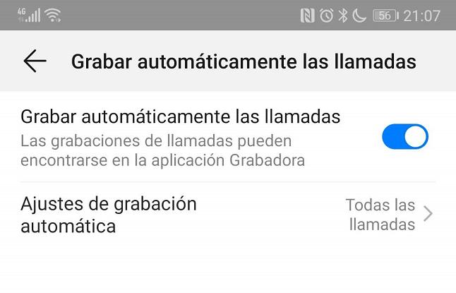 Imagen - Cómo grabar llamadas en Android 9