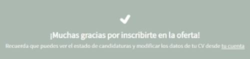 Imagen - Cómo enviar el currículum a Inditex online